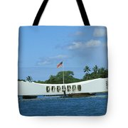 Arizona Memorial Tote Bag