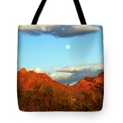 Arizona Moon Tote Bag