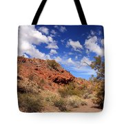 Arizona Red Rock Tote Bag