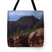 Arizona Red Rocks Tote Bag