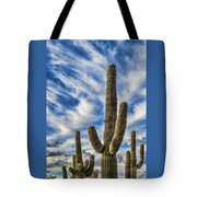 Arizona Saguaro  Tote Bag
