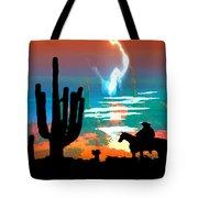 Arizona Skies Tote Bag
