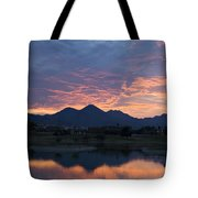 Arizona Sunset 2 Tote Bag