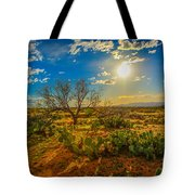 Arizona Sunset 28 Tote Bag