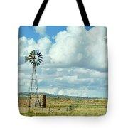Arizona Windmill Tote Bag