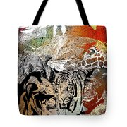 Ark Of Hope The Rainbow Tote Bag by Mark Taylor