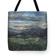 Arkansas Sunrise Tote Bag