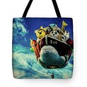 Arky  Noah's Ark Tote Bag