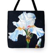 Arlene's Iris Tote Bag