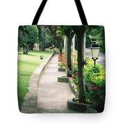 Arles Walkway Tote Bag