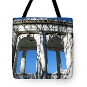 Arlington Amphitheater From The Outside Tote Bag