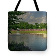 Arlington Memorial Gardens Tote Bag