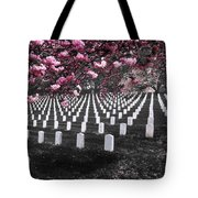Arlington National Cemetery Tote Bag