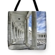 Arlington National Cemetery - Memorial Amphitheater Tote Bag