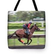Arlington Park Racing - 5 Tote Bag