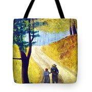 Arm In Arm Tote Bag