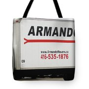 Armando Movers Tote Bag
