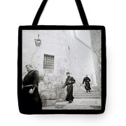 Armenian Quarter Jerusalem Tote Bag