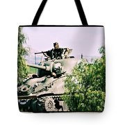 Armor Support Tote Bag