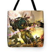 Armored Tote Bag