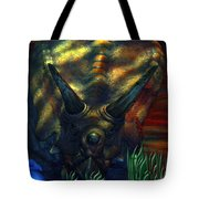Armour Plated Tote Bag