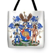 Arms Of The Heraldry Society Of Louisiana Painting by ...