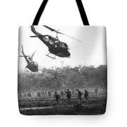 Army Airborne In Vietnam Tote Bag