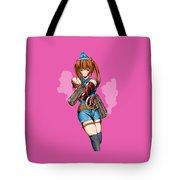 Army Girl A Tote Bag