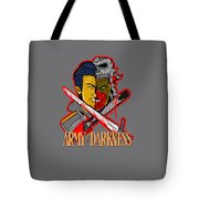 Army Of Darkness Ash Tote Bag