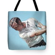 Arnold Palmer- The King Tote Bag