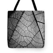 Aroid House Leaf Tote Bag