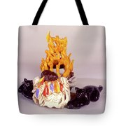 Aromatherapy Angels Tote Bag