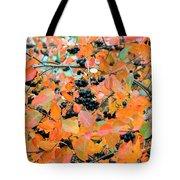 Aronia Tote Bag