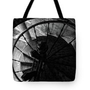Around And Above Tote Bag