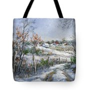 Around The Bend Sold Tote Bag