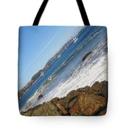 Around The Golden Gate Tote Bag