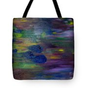 Around The Worlds Tote Bag