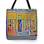 Around The World Marketplace Saint Augustine Tote Bag
