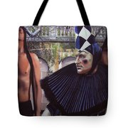 Arousing Suspicion Tote Bag