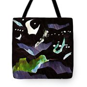 Arrangement In The Abstract 2 Tote Bag