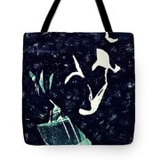 Arrangement In The Abstract Tote Bag