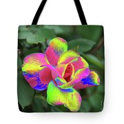 Array Of Color Tote Bag