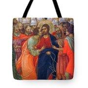 Arrest Of Christ Fragment 1311 Tote Bag