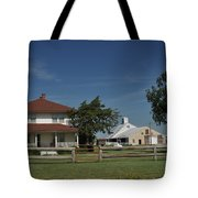 Cast Away Movie Location Tote Bag