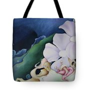 Arrival In Pairs Tote Bag