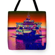 Arriving Home Tote Bag