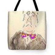Arrogance Tote Bag