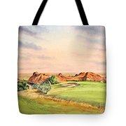 Arrowhead Golf Course Colorado Hole 3 Tote Bag