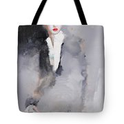 Photographed Tote Bag
