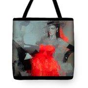 Art 7 Tote Bag